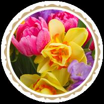 הזמנת פרחים